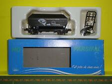 Wagon PARSIFAL Céréalier SNCF 2 essieux - kit publicitaire Eurotrack 2005 Virton