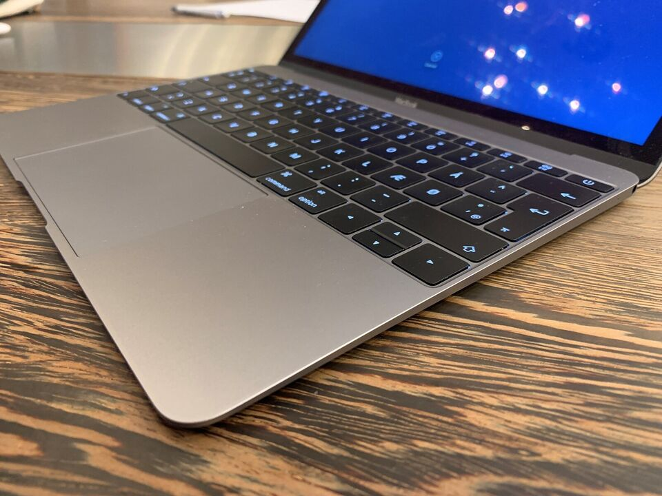 """MacBook, 12"""" inch Early-2015 space grey, 1,1 GHz"""