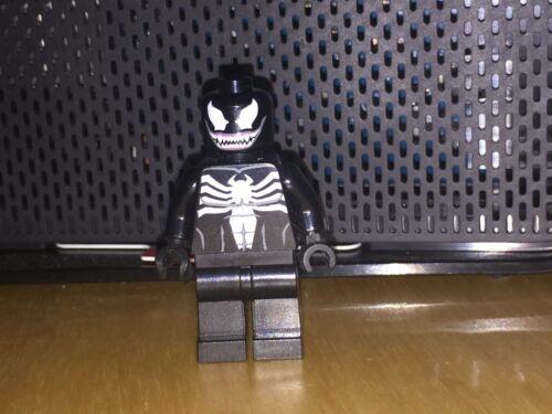 Spider-Car Pursuit sh113 Lego Venom Minifigure From Spider-Man Set 10665