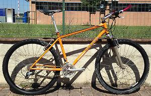 Bici Mountain Bike Voodoo Bizango 26 Acciaio Steel Bike Fahrrad New