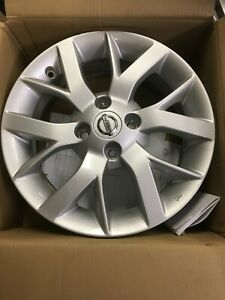 Genuine-Nissan-Note-E12-15-X-5-1-2-J-40-Alloy-Wheel-2013-2016-D03003VU1A