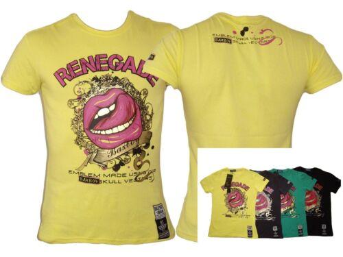 Herren T-Shirt Top Oberteil Rundhals T-Shirts Design Kurzarm Slim Fit Shirt Neu