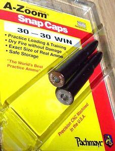A-Zoom Précision Metal Snap Caps pour victoire 30-30 # 12229- 2 par paquet-afficher le titre d`origine nEfNNzKx-07154642-904632122