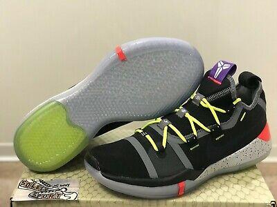 842663c0 Details about New Nike Kobe AD 2018 Basketball Shoes AV3555 003 Black Blue  Elite NXT Mens Size