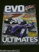 EVO MAGAZINE #123 - CAPARO - NOV 2008