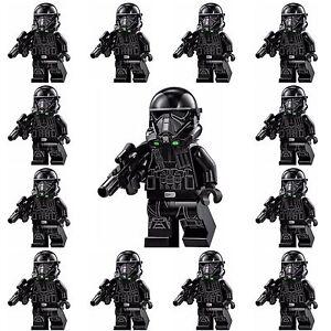 18 x Clone Trooper Figures /& Rifles Fits LEGO STAR WARS Mini figures