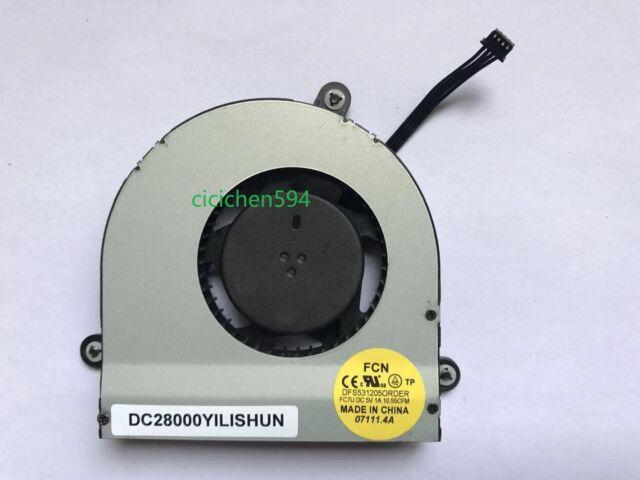 Turbo FAN for ALIENWARE 17R1 M17X R5 R6 P18E CPU Cooler FAN 5V 1A 10.55CFM