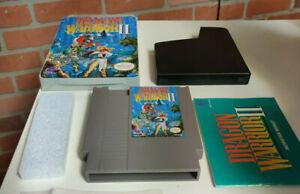 Dragon-Warrior-II-ii-2-Nintendo-NES-RPG-Game-In-Box-w-Instructions-Dragon-Quest