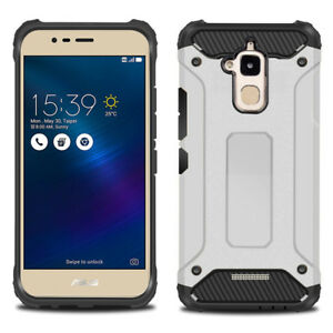 reputable site 12e6e 8b69b Details about Shockproof Case Neo Hybrid for Asus Zenfone 3 Max ZC520TL 5.2