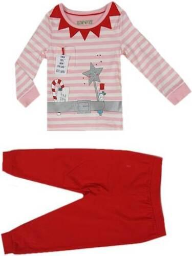 Pyjamas M/&S Xmas girls fairy 9 12  months 4-5 years Christmas marks spencer NEW