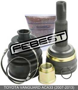 Outer-Cv-Joint-Rear-19X51-8X26-For-Toyota-Vanguard-Aca33-2007-2013