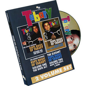 Tabary (1 & 2 On 1 Disc) Vol. Combo - Dvd Street Magic Magic Jeux