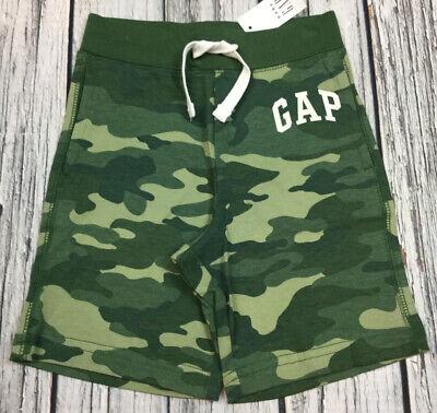 Baby Gap Boys 3 Nwt 3T Dinosaur Camouflage Shorts