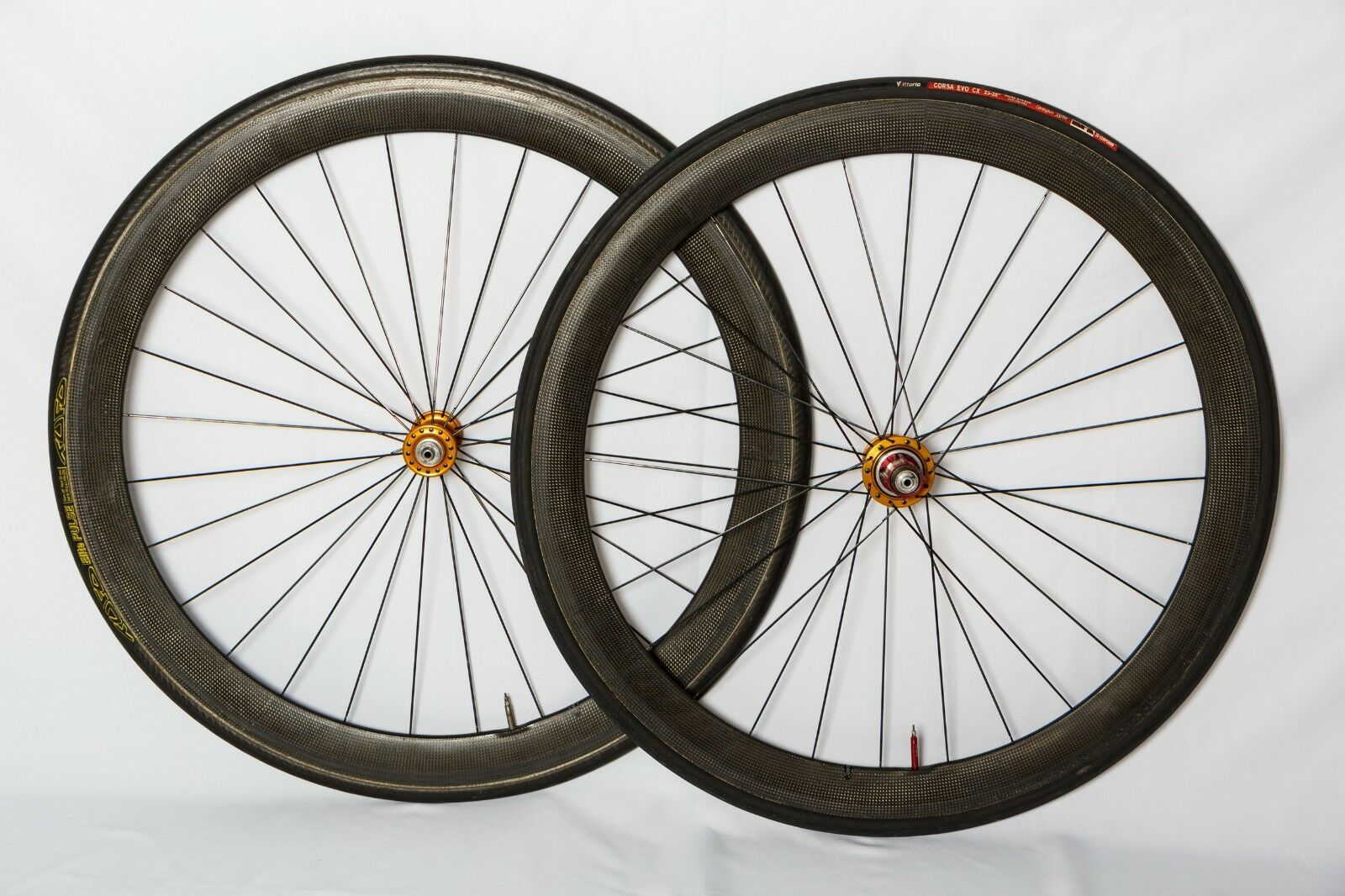 Ambrosio Carbon Tubular Wheelset TUNE Hubs Campagnolo w   Tubes  promotional items