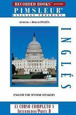 Pimsleur Apprenda A Hablar Ingles El Curso Completo 3 Intermedio 8 CDS 3