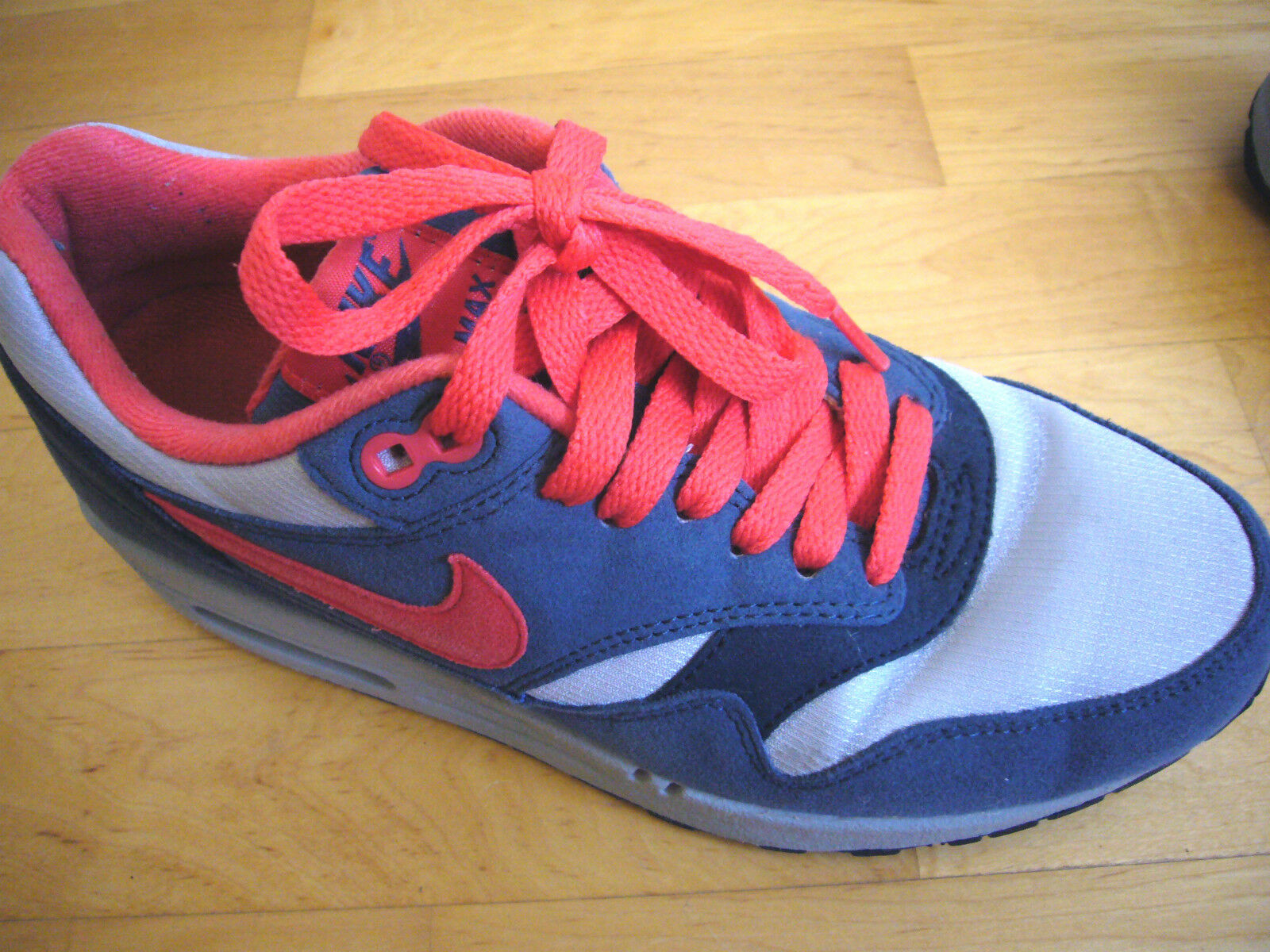Nike AIR MAX 1 Turnschuh TurnschuheBlau MelonLim.EditionUk 4,5 EUR 38w.Neu