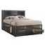 thumbnail 2 - NEW Gray Storage Queen King Bedroom Set Contemporary Modern Furniture Bed/D/M/N