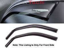 WeatherTech Side Window Deflectors for Chevy Silverado 1500 - 2014-2016 - 80739