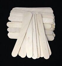 100x Holzmundspatel Holzspatel Spatel 100pc wood spatula waxing stick Mundspatel