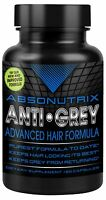 Absonutrix Anti Grey Hair Catalase Gray Saw Palmetto 60 Caps