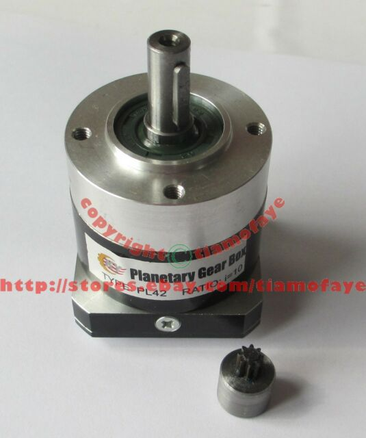 Nema 17 42mm stepper motor use Planetary Gearbox Single Stage 1:5/1:10 <15arcmin