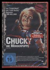 DVD CHUCKY - DIE MÖRDERPUPPE - UNCUT - HORROR CULT - CHRIS SARANDON *** NEU ***