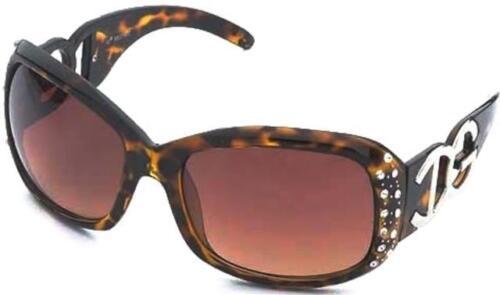 Designer Überdimensional Strass Enganliegende Sonnenbrillen DAMEN-FRAUEN Retro