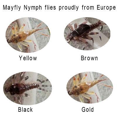 Fly Tying Material Mayfly tube body TAN realistic