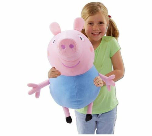 Peppa Pig 22 inch Plush George Cuddle Up To This Cute And Cuddly George Soft Toy