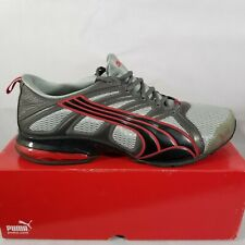 f3a329ecf072 item 1 Puma Cell Volt M Men s Running Training Shoes Gray Black Red Size  12M 184372 06 -Puma Cell Volt M Men s Running Training Shoes Gray Black Red  Size ...
