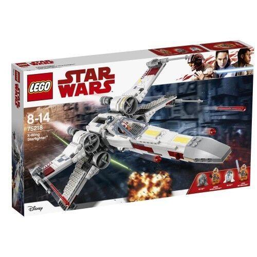 LEGO Star Wars 75218 X-Wing Starfighter Neu OVP