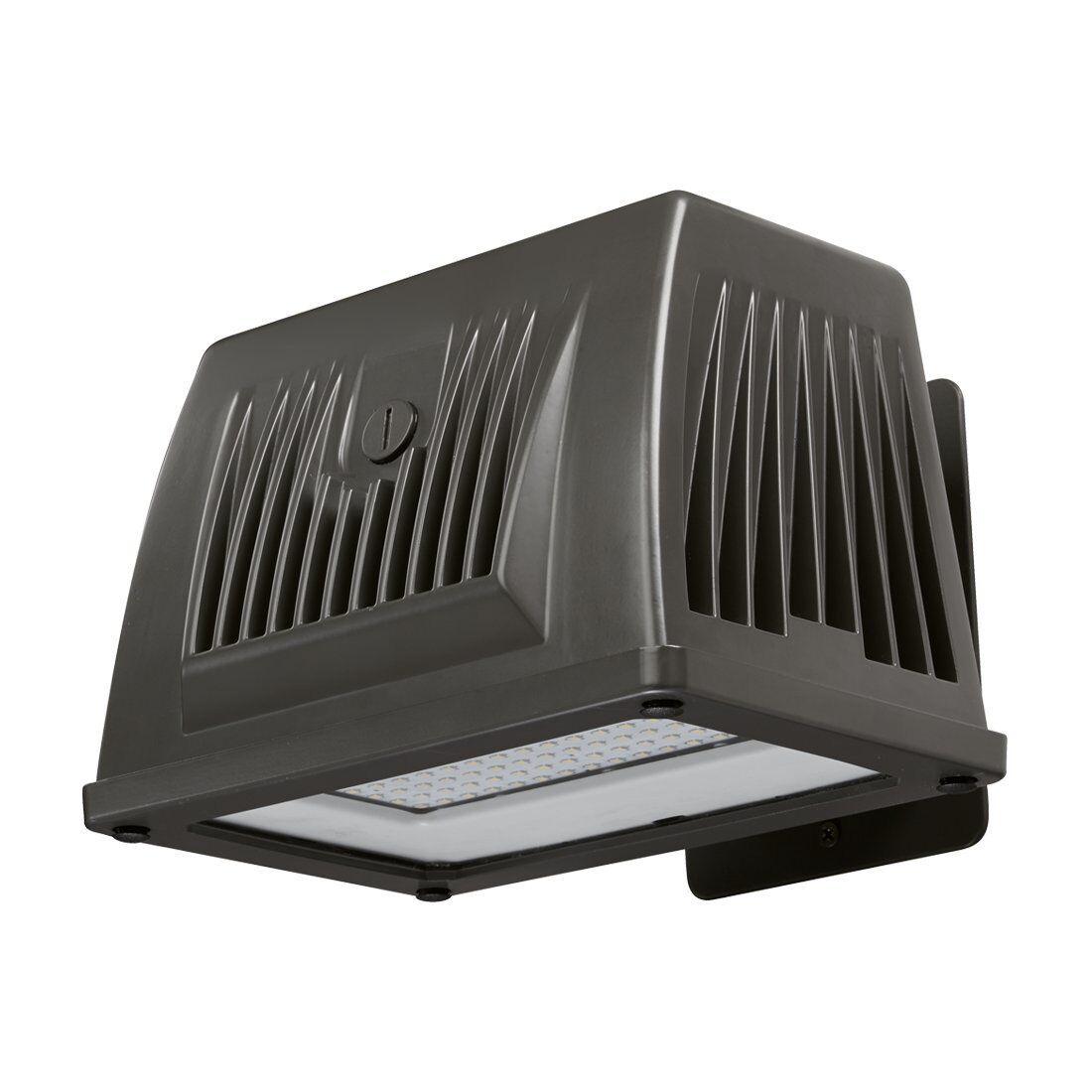 ATLAS LIGHTING - WPM43LED 43 Watt LED Alpha Wall Pack Pro 4500K Pure Weiß