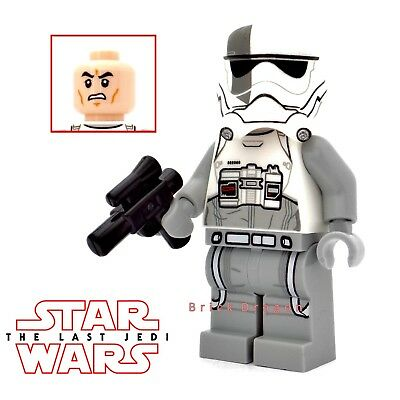 Lego First Order Walker Driver Minifigure from set 75189 Star Wars NEW sw869