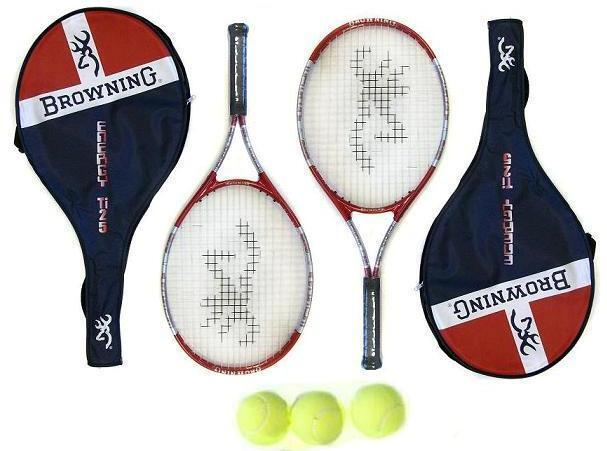 Browning 25  Junior Tennis set and 3 balls RRP