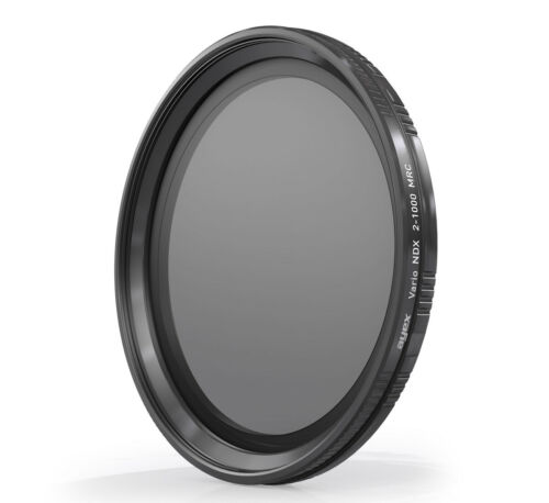 Variabeler ayex MRC Slim Grey Filter ND2 ND1000 52mm Multi-Coated