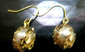 Boucles-d-039-oreilles-pour-poupees-ancienne-Jumeau-Steiner-Bru-et-autres-marques