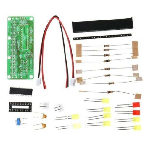LM3915 Audio Signal Audio Level Indicator Electronic Practice Learning DIY Kit