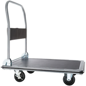 Plattformwagen Transportwagen Handwagen klappbar Sackkarre Klappwagen max.300 kg