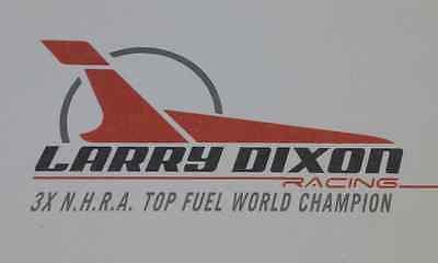 Larry Dixon Racing Official Store