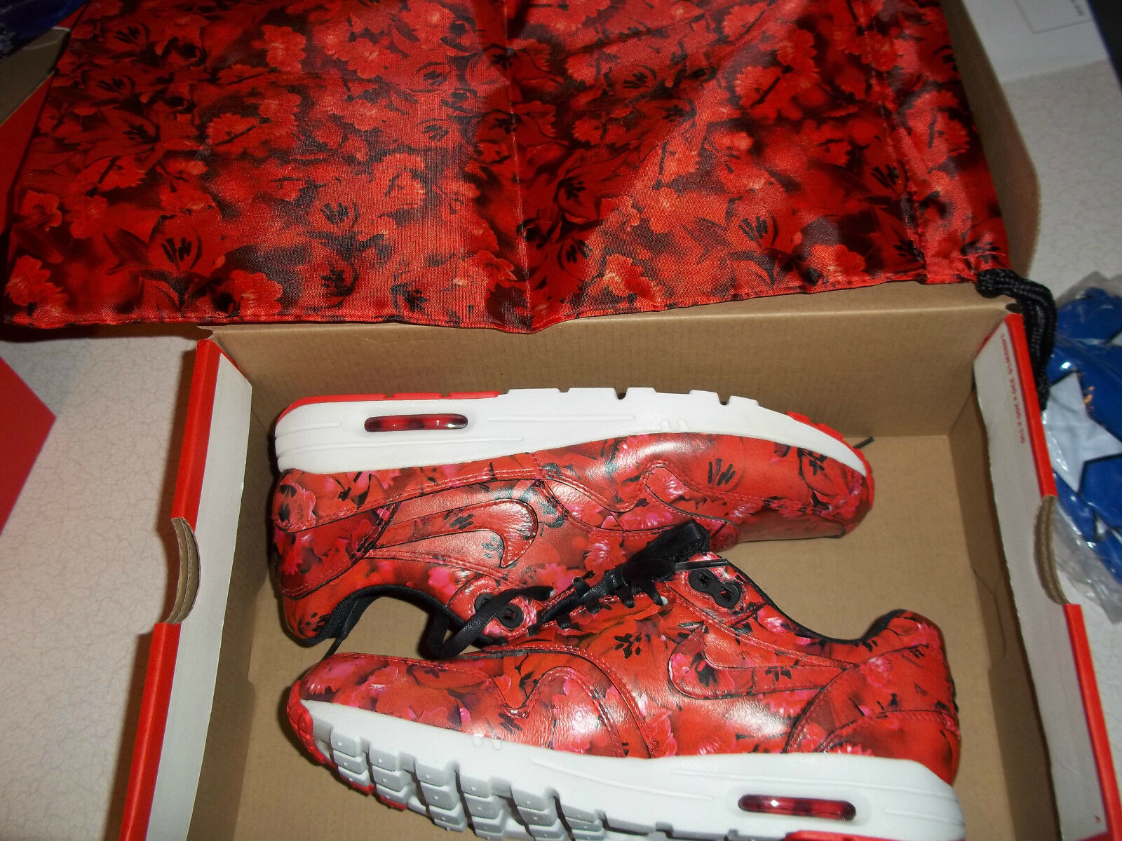 WMNS Nike Air Max 1 Ultra LOTC QS Sz. 7.5 Price reduction Shanghai Floral No Box