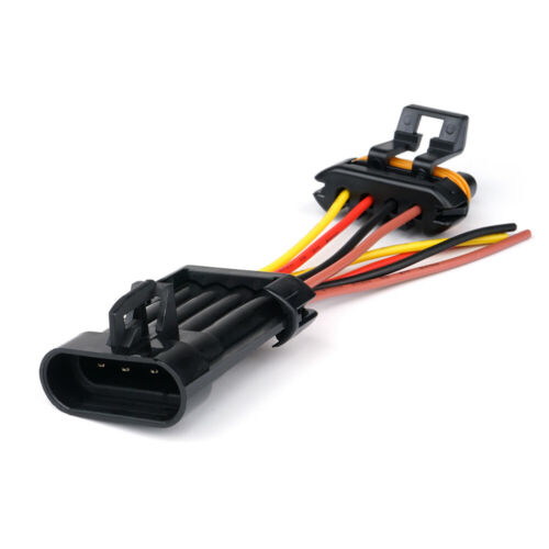 Xprite Tail Light Power Cable Harness Adaptor For UTV ATV 15-18 Polaris RZR