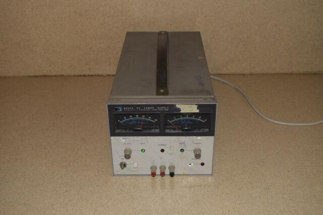 HEWLETT PACKARD 6002A DC POWER SUPPLY  0-50V, 0-10A, 200W