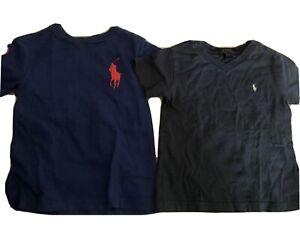 Toddler BOYS Ralph Lauren T Shirts Size 3T EUC