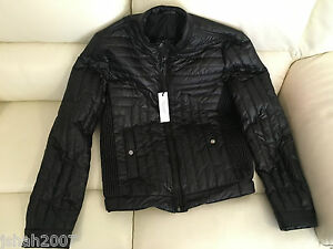 Image is loading BRAND-NEW-VERSACE-COLLECTION-BLACK-MENS-BOMBER-JACKET- c3360a80b17