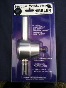 Falcon Nibbler - Sheet Metal Cutting Tool
