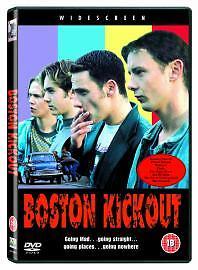 1 of 1 - Boston Kickout -  John Simm - Andrew Lincoln - Marc Warren - UK Release - DVD