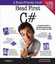 Head First C# by Jennifer Greene and Andrew Stellman (2013, Paperback) LN