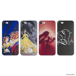 Bellezza-e-il-Bestia-Custodia-Cover-Apple-IPHONE-8-4-7-034-Proteggi-Schermo