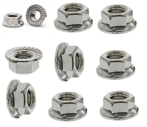 M6 A4-316 STAINLESS STEEL FASTENERS FULLY THREADED BOLTS SCREWS NUTS or WASHERS
