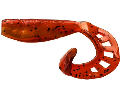 Professional Blinker zandertail Rubber Fish Twister jig zander Sander Schill fogasch
